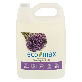 Eco-Max Washing-Up Liquid  Lavender 4L x4