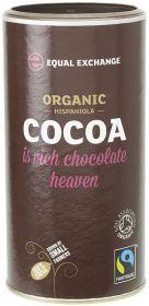 Equal Exchange Fair Trade & Organic Hispaniola Cocoa 250g x6