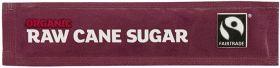 Equal Exchange Fair Trade & Organic Raw Cane Sugar Sticks 3g (1000's) x1