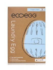 Ecoegg Fresh Linen Laundry Egg (70 Washes) x1