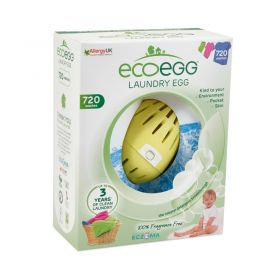 Ecoegg Fragrance Free Laundry Egg (720 Washes) x1