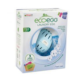 Ecoegg Fresh Linen Laundry Egg (720 Washes) x1