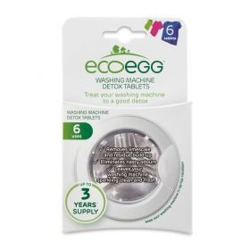Ecoegg Detox Tablets (6's) x1