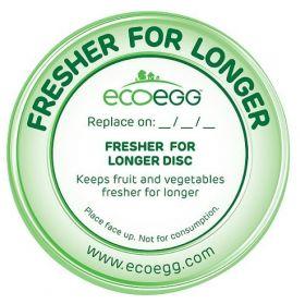 Ecoegg Fresher For Longer Discs (4's) x1