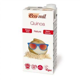 Ecomil Quinoa Milk Sugar-Free 1L x6