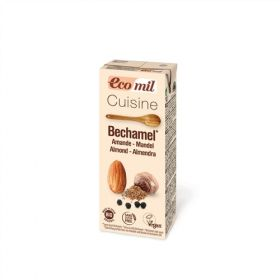 Ecomil Bechamel Cooking Cream 200ml x24