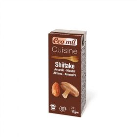 Ecomil Shitake cooking Cream 200ml x24