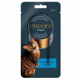 Encore Cat Food Mackerel Loin 30g x12