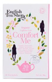 English Tea ORG Wellness Blend Comfort Me Tea 30g (20s) x6