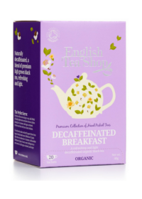 English Tea ORG Chamomile Lavender 40g (20s) x6