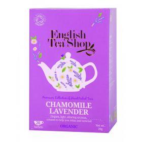 English Tea ORG Darjeeling Black Tea 40g (20s) x6