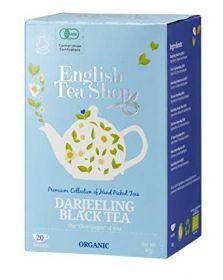 English Tea ORG White Tea Coconut & Passion 40g (20s) x6
