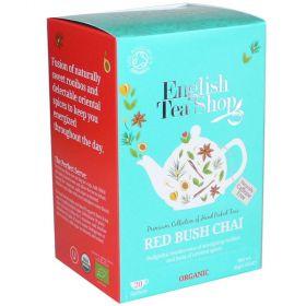 English Tea ORG White Tea Lychee Cocoa 40g (20s) x6
