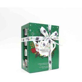 English Tea Organic Holiday Green Prism (12 tea bags) 2g x6