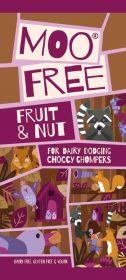 Moo Free Large Fruit & Nut Bars 80g x12