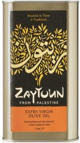 Zaytoun Conventional Extra Virgin Olive Oil 5Lx1