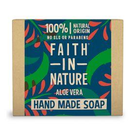 Faith in Nature Soap Aloe Vera 6x100g
