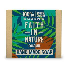 Faith in Nature Soap Coconut 6x100g