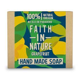 Faith in Nature Soap Grapefruit 6x100g