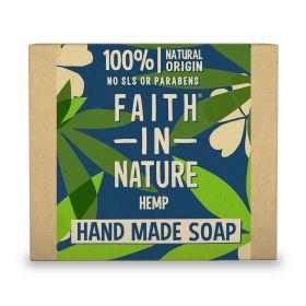 Faith in Nature Soap Hemp 6x100g