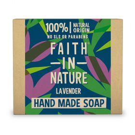 Faith in Nature Soap Lavender 6x100g