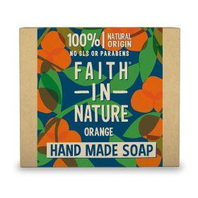 Faith in Nature Soap Orange 6x100g
