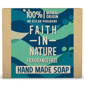 Faith in Nature Soap Seaweed (Unfragranced) 6x100g