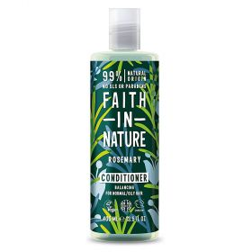 Faith in Nature Rosemary Conditioner 6x400ml
