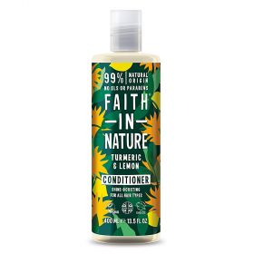 Faith in Nature Turmeric Conditioner 6x400ml