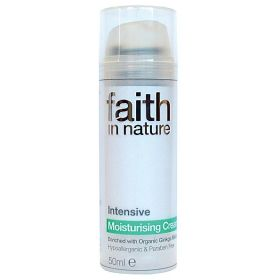 Faith in Nature Moisturising Cream 6x50g