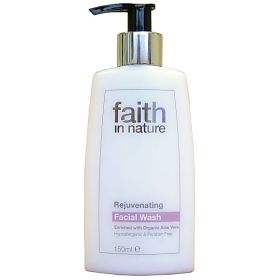 Faith in Nature Facial wash 6x150ml