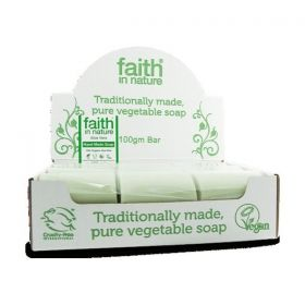 Faith in Nature Bulk Soap Aloe Vera 18x100g