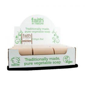 Faith in Nature Bulk Soap Coconut 18x100g