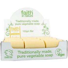 Faith in Nature Bulk Soap Grapefruit 18x100g