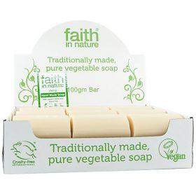 Faith in Nature Bulk Soap Hemp 18x100g