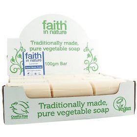 Faith in Nature Bulk Soap Lavender 18x100g