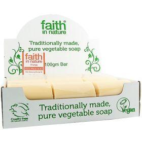 Faith in Nature Bulk Soap Orange 18x100g