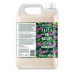 Faith in Nature 5L Hand Wash Lavender & Geranium 1x5l