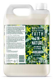 Faith in Nature Seaweed Shampoo 1x5L
