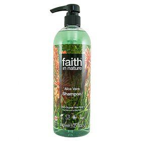 Faith in Nature Aloe Vera Shampoo 740ml SINGLE x6 - CHILD