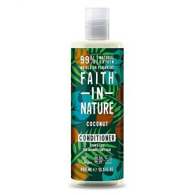 Faith in Nature Coconut Conditioner 6x400ml