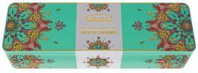 Farmhouse Kensington Gift Tin Salted Caramel Biscuits 225g x12