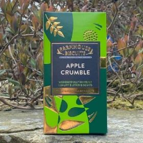 Farmhouse Lux Apple Crumble 150g x12