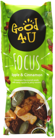 Good4U Apple & Cinnamon Super Seed Shots 30g x20