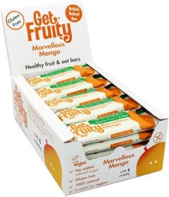PROMO Get Fruity Marvellous Mango Fuit and Oat Bar 35g x25