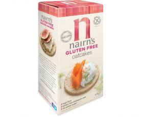Nairn's Gluten Free Oatcakes 60 x 17.7g