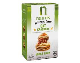 Nairn's Gluten Free Wholegrain Cracker 60 x11.4g