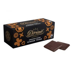 Dark Chocolate After Dinner Ginger Thins 200g x12