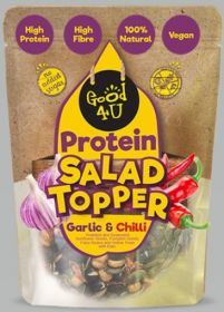 Good4U Garlic & Chilli Salad Topper 125gx8