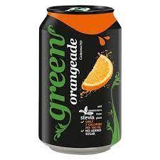 Green Orangeade 330ml x24